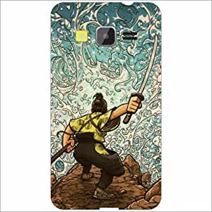 Design Worlds Back Cover Samsung galaxy Core Prime - Phone Cover Multicolor