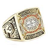 HTEGAE der Mann der 1987 Jahr der Washington Redskins Meisterschaft Ringe,Größe 65 (20.7)