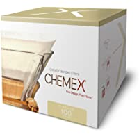 Chemex - Cerchi per filtro da caffè, 100 pezzi