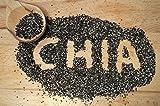 2 kg Chia Samen Glutenfrei Salvia Hispanica Chia-Samen Proteine Superfoods Omega 3 Fitness Sport