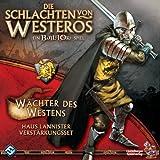 Heidelberger Spieleverlag HE337 - Die Schlachten von Westeros: Wächter des Westens Erweiterung