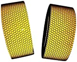 Best Reflective Tapes - Hi Viz Intensity Grade Yellow Reflective Tape 50mm Review