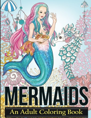 mermaids-coloring-books-for-adults-featuring-stress-relieving-tropical-fantasy-landscapes-mystical-i