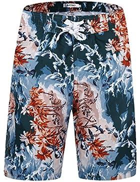 APTRO - Pantalón corto - para hombre