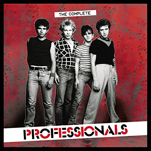 Join The Professionals (John Peel Session, London, UK / 1980) (Professional Peel)