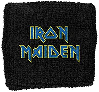 Iron Maiden - Wristband Logo (Flight 666) (in One Size)