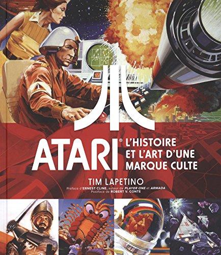 Tout l'art d'Atari par Tim Lapetino