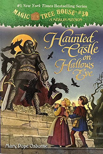 Magic-Tree-House-30-Haunted-Castle-on-Hallows-Eve-A-Stepping-Stone-BookTM-Magic-Tree-House-R-Merlin-Mission