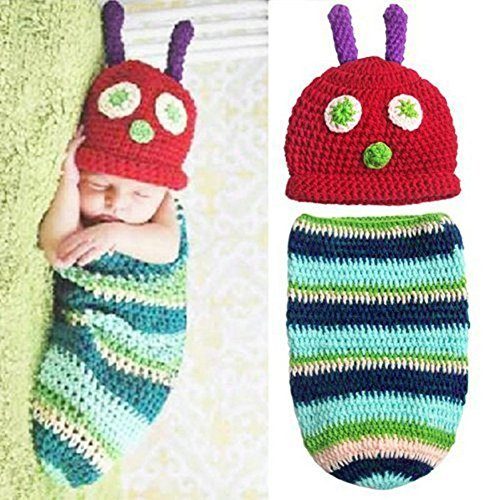 feichen-newborn-baby-boy-girl-beanie-crochet-hungry-caterpillar-hat-set-party-costume-photo-props