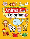 Coloring Books for Kids & Toddlers: Animals Coloring: - Best Reviews Guide