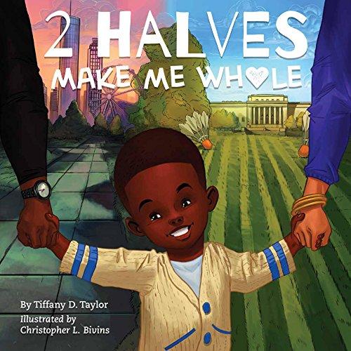 2 Halves Make Me Whole (English Edition)