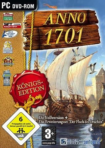 ANNO 1701 - Königsedition