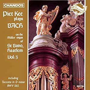 Piet Kee spielt Bach Vol. 3