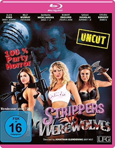 Bild von Strippers vs. Werwolves - Uncut [Blu-ray]
