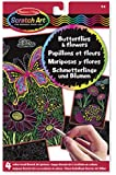Melissa & Doug 15956 Butterflies and Flowers Color Reveal Pictures Scratch Art