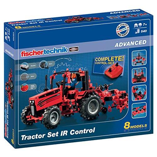 fischertechnik 524325 - PROFI Tractor Set IR Control, Konstruktionsbaukasten