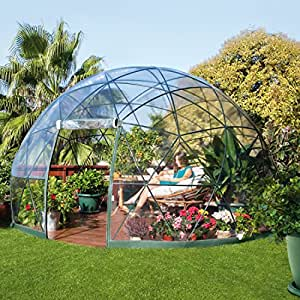 Garden igloo four seasons garten for Jardin 00 garden
