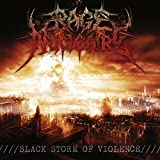 Rage Nucleaire: Black Storm of Violence (Audio CD)