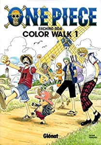 One Piece Color Walk Edition simple Tome 1