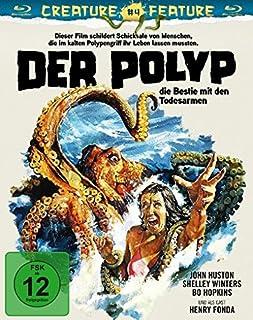 Der Polyp - Die Bestie mit den Todesarmen - Creature Feature #4 [Blu-ray]