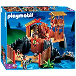 3151 PLAYMOBIL AVAMPOSTO VICHINGO