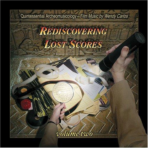Preisvergleich Produktbild Rediscovering Lost Scores Volume 2