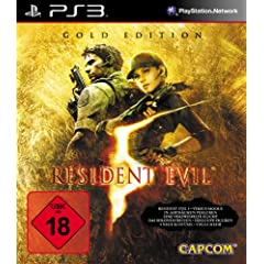 Resident Evil 5 (Gold Edition) für PS3