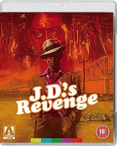 Blu-ray2 - JdS Revenge (2 BLU-RAY)