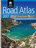 Front cover for the book Rand McNally Easy to Read Midsize Road Atlas (Rand Mcnally Road Atlas Midsize Easy to Read) by Rand McNally