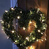 Indoor Fairy Lights - 40 Warm White LEDs - Clear Cable by Festive Lights Bild 9