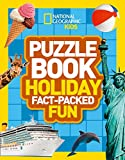Puzzle Book Holiday: Brain-tickling quizzes, sudokus, crosswords and wordsearches