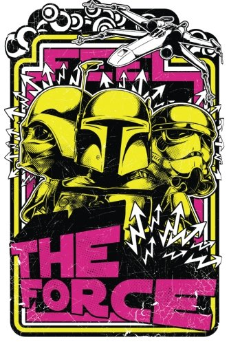 The Force Journal (Blank Lined