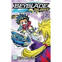 Beyblade Burst Vol. 3