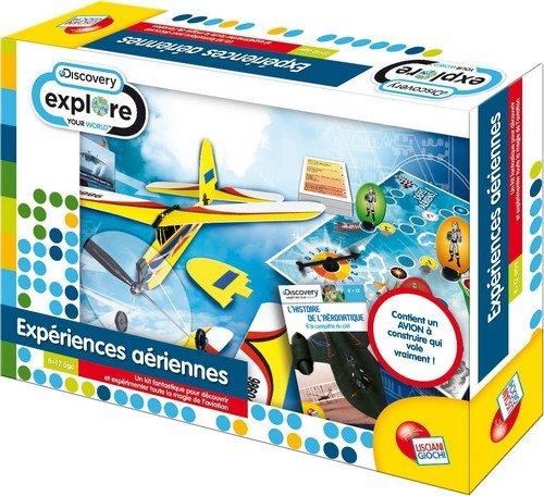 lisciani-giochi-f39210-jeu-educatif-et-scientifique-discovery-channel-experiences-aeriennes
