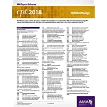 CPT 2018 Express Reference Card: Ophthalmology