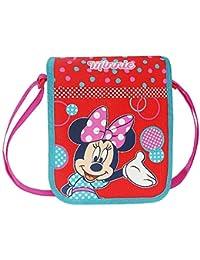 Disney Minnie Mouse - Niños Bolsa de Hombro - Spot the Dots Mouse 22 x 20 x 6cm