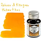 Rohrer & Klingner *dal 1892* flacone inchiostro - Girasole - 50ml
