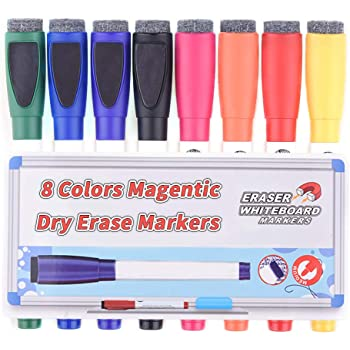 U Write N Wipe A4 Whiteboard & Pen With Eraser Office Equipment Flipcharts/whiteboards