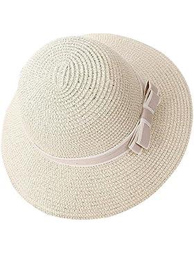 TININNA Eleganti Bowknot Cappelli della spiaggia di estate outdoor Cappello da sole Berretto visiera Cappello...