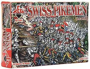 Redbox Piqueros suizos, Siglo 16 (1:72)