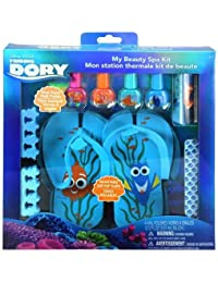 Preisvergleich für Disney Finding Dory My Beauty Spa Set, Polish, Buffer, File, Sandals and Toe Separators by Disney/Pixar