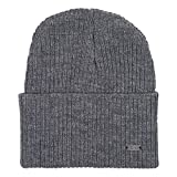 #4: Noise Grey Sleeked Knitted Beanie Winter Cap