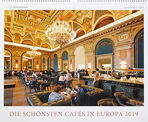 Die schönsten Cafés in Europa 2019