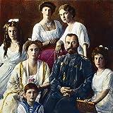 Artland Qualitätsbilder I Wandtattoo Wandsticker Wandaufkleber 40 x 40 cm Menschen Gruppen Familien Mixed Media Weiß C4PK Zar Nikolaus II von Russland 1910
