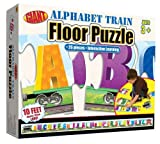 Alphabet Train Giant Floor Puzzle (Brighter Child Giant Floor Puzzles)