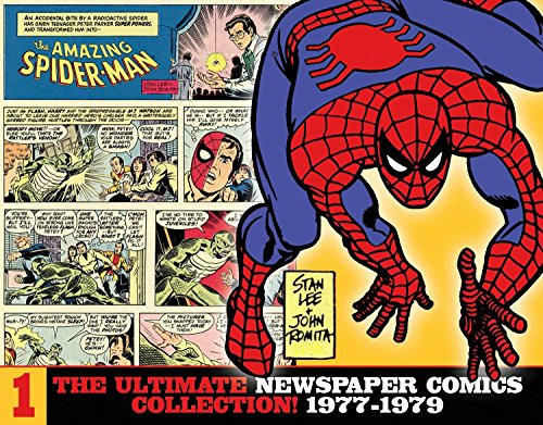 The Amazing Spider-Man: The Ultimate Newspaper Comics Collection Volume 1 (1977-1978) (Spider-Man Newspaper Comics, Band 1) (1 Comic Spider-man)