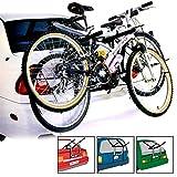 Porte-vélos universel pour voiture, pour 2vélos