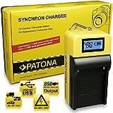 LCD Cargador de Batería NP-FM500H para Sony Alpha DSLR-A500Y   DSLR-A550   DSLR-A550L   DSLR-A550Y   DSLR-A580   DSLR-A580L   DSLR-A580Y   DSLR-A700K   DSLR-A700P   DSLR-A850   Sony Alpha SLT-A57