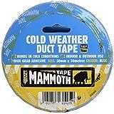 Everbuild frío cinta americana 50mm x 50m 2cold50–azul