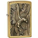 Zippo 2004828 Phoenix On Fier Emblème Briquet Laiton 3,5 x 1 x 5,5 cm